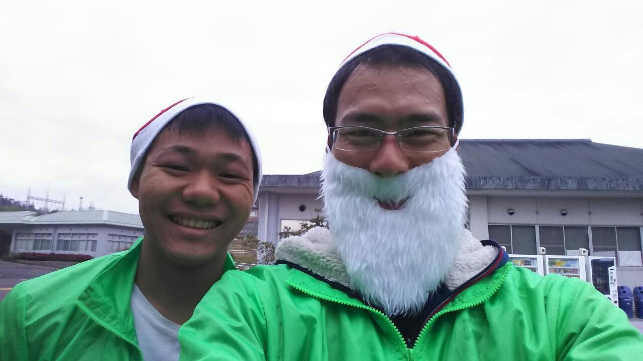 サンタの仮装(クリスマス)